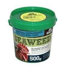 Global herbs poultry seaweed